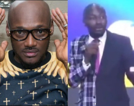 """Don't come to me with your religious arrogance"", says 2Face (VIDEO)"