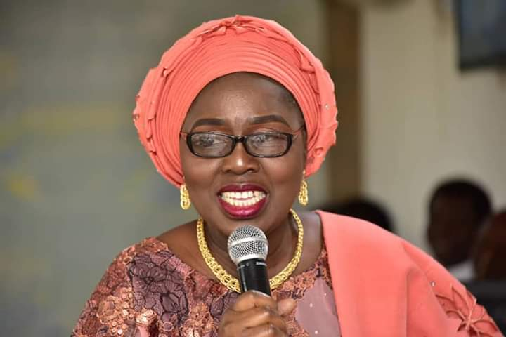 Cancer: Don't rely on miracles – Akeredolu's wife to Nigerian women
