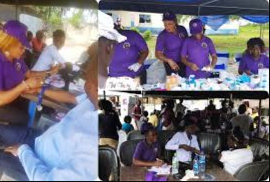 Healthcare: JMEF, Rotary free medical outreach records over 1000 patients