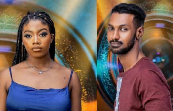 """BBNaija: Angel accuses housemates of 'spoiling her market' with """"Yousef"""""""
