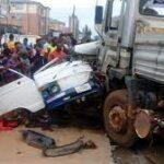9 feared dead in auto crash in Benin City