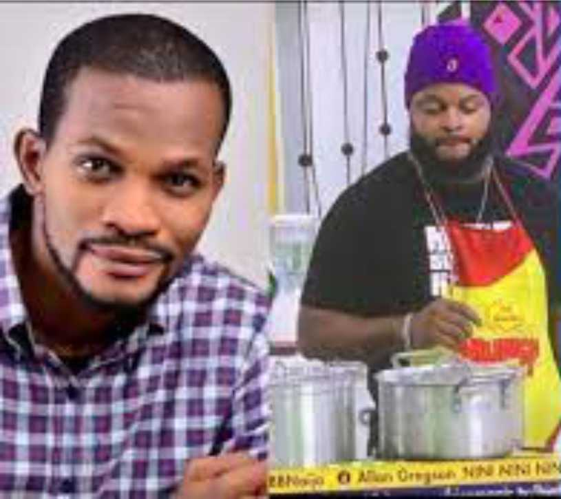 Focus your energy on cooking, you are not destined for music – actor Uche Maduagwu tells BBNaija winner, Whitemoney